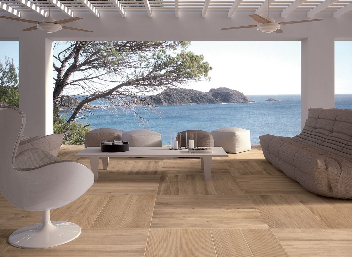 What Are The Benefits Of Having Wood Ceramic Tiles